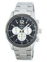 Seiko Chronograph Quartz Tachymeter SRW011 SRW011P1 SRW011P Men's Watch