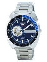 Seiko 5 Sports Automatic 24 Jewels Open Heart Dial Japan Made SSA327 SSA327J1 SSA327J Men's Watch