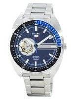 Seiko 5 Sports Automatic 24 Jewels Open Heart Dial SSA327 SSA327K1 SSA327K Men's Watch