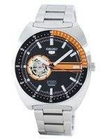 Seiko 5 Sports Automatic 24 Jewels Open Heart Dial SSA331 SSA331K1 SSA331K Men's Watch