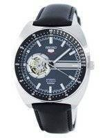 Seiko 5 Sports Automatic 24 Jewels Open Heart Dial SSA335 SSA335K1 SSA335K Men's Watch