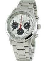 Seiko Chronograph SSB003P1 SSB003 SSB003P Mens Watch