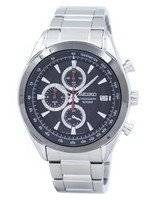 Seiko Chronograph Quartz Tachymeter SSB201 SSB201P1 SSB201P Men's Watch
