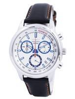 Seiko Chronograph Quartz Tachymeter 100M SSB209 SSB209P1 SSB209P Men's Watch