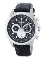 e2c22df76fd Relógio Seiko Cronógrafo Quartz taquímetro SSB249 SSB249P1 SSB249P dos  homens