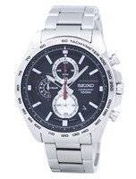 Seiko Chronograph Quartz Tachymeter SSB255 SSB255P1 SSB255P Men's Watch