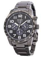 Seiko Solar Chronograph SSC231 SSC231P1 SSC231P Men's Watch
