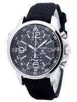 Seiko Prospex Solar Military Alarm Chronograph SSC293P2 Men's Watch