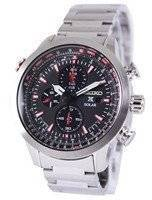 Seiko Prospex Sky Solar Chronograph Pilots SSC349 SSC349P1 SSC349P Men's Watch