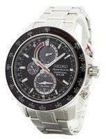 Seiko Sportura Solar Chronograph Perpetual SSC357 SSC357P1 SSC357P Men's Watch