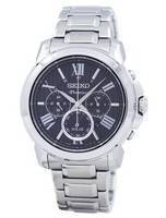 Seiko Premier Chronograph Solar SSC597 SSC597P1 SSC597P Men's Watch