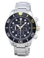 Relógio Solar Chronograph 200m SSC613 SSC613P1 SSC613P dos homens do mergulhador Seiko Prospex