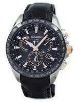 Seiko Astron GPS Solar Dual Time SSE061 SSE061J1 SSE061J Men's Watch
