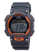 Casio Tough Solar Illuminator Lap Memory Alarm Digital STL-S100H-4AV STLS100H-4AV Men's Watch