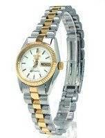 Seiko Automatic 5 Ladies Watch SUAA82K1 SUAA82K SUAA82