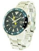Seiko Sportura Kinetic GMT SUN017 SUN017P1 SUN017P Men's Watch
