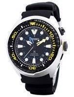 Seiko Prospex kinetische Divers SUN021P1 SUN021P mannen polshorloge