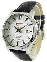 Seiko Kinetic GMT SUN035P1 SUN035P Men's Watch