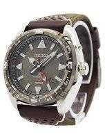 Reloj Seiko Prospex Kinetic GMT 100M SUN061P1 SUN061P de los hombres