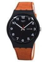 Swatch Originals Faux Fox Quartz SUOB709 Unisex Watch
