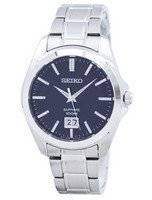 Seiko Quartz Sapphire Stainless Steel SUR009 SUR009P1 SUR009P Men's Watch
