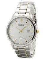 Seiko Quartz Neo Classic SUR197 SUR197P1 SUR197P Men's Watch
