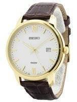 Seiko Quartz Neo Classic SUR202 SUR202P1 SUR202P Men's Watch