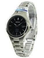 Seiko Solar Titanium 100M SUT201P1 SUT201P Women's Watch