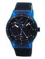 色板原件系統藍色自動 SUTS401 中性手錶