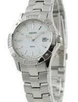 Seiko Ladies Mother of Pearl with 16 Diamonds SXDA55P1 SXDA55P SXDA55 Women's Watch