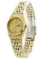 Relógio Seiko 5 automático 21 jóias SYMA38K1 SYMA38K SYMA38 feminino