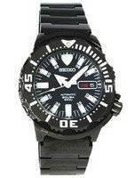 Seiko Automatic Diver's SZEN002 Black Monster Men's Watch