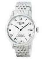 Tissot Le Locle Powermatic 80 Automatic T006.407.11.033.00 T0064071103300 Men's Watch
