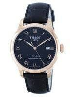 Tissot T-Classic Le Locle Powermatic 80 T006.407.36.053.00 T0064073605300 mäns Watch