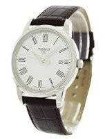 Tissot T-Classic Classic Dream Quartz T033.410.16.013.01 T0334101601301 Men's Watch