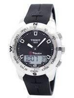 Tissot T-Touch II Analog & Digital Chronograph T047.420.17.051.00 T0474201705100 Men's Watch