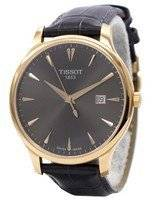 Tissot T-Classic Tradition T063.610.36.086.00 T0636103608600 Men's Watch