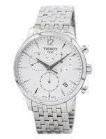 Tissot T-Classic Tradition Chronograph Quartz T063.617.11.037.00 T0636171103700 Men's Watch