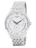 Tissot T-Classic Tradition Perpetual Calendar T063.637.11.037.00 T0636371103700 Men's Watch