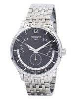 Tissot T-Classic Tradition Perpetual Calendar T063.637.11.067.00 T0636371106700 Men's Watch