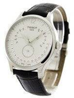 Tissot T-Classic Tradition Perpetual Calendar T063.637.16.037.00 T0636371603700 Men's Watch