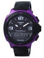 Tissot T-Race Touch Alarm Quartz T081.420.97.057.05 T0814209705705 Men's Watch