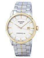 Tissot T-Classic Luxury Powermatic 80 T086.407.22.261.00 T0864072226100 Men's Watch
