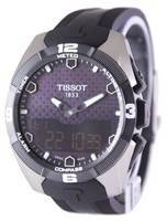Tissot T-Touch Expert Solar T091.420.47.051.00 T0914204705100 Men's Watch