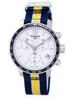 Tissot Quickster NBA Indiana Pacers T095.417.17.037.23 T0954171703723 Men's Watch