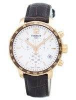 Tissot Quickster Chronograph Tachymeter T095.417.36.037.00 T0954173603700 Men's Watch