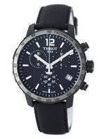Tissot T-Sport Quickster Quartz Chronograph T095.417.36.057.02 T0954173605702 Men's Watch