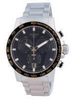 Tissot Supersport Chrono Quartz T125.617.21.051.00 T1256172105100 100M Men's Watch