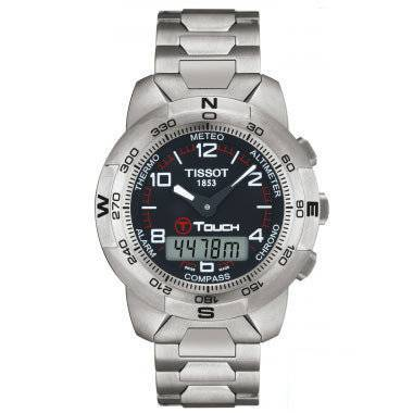 Tissot T-Touch Multifunction Chronograph T33.1.588.71