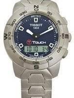 Tissot T-Touch Titanium Multifunction Chronograph T33.7.588.41